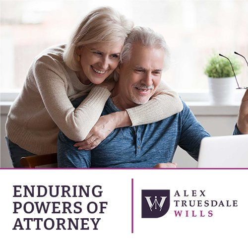 Enduring Powers of Attorney Alex Truesdale Wills In Cobham Surrey