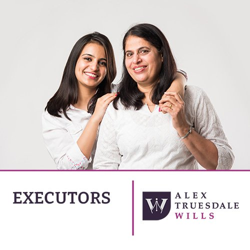 Executor of Will Alex Truesdale Wills In Cobham Surrey