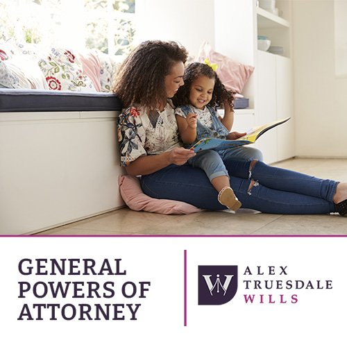General Powers of Attorney Alex Truesdale Wills In Cobham Surrey