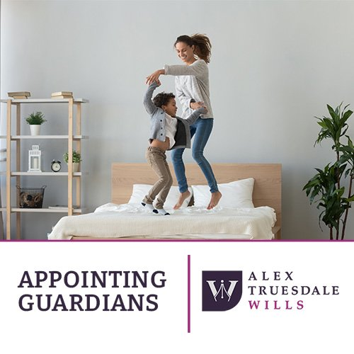 Wills for guardianship Alex Truesdale Wills In Cobham Surrey
