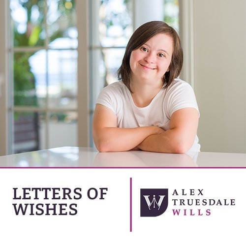 Letters of Wishes - Alex Truesdale Wills In Cobham Surrey