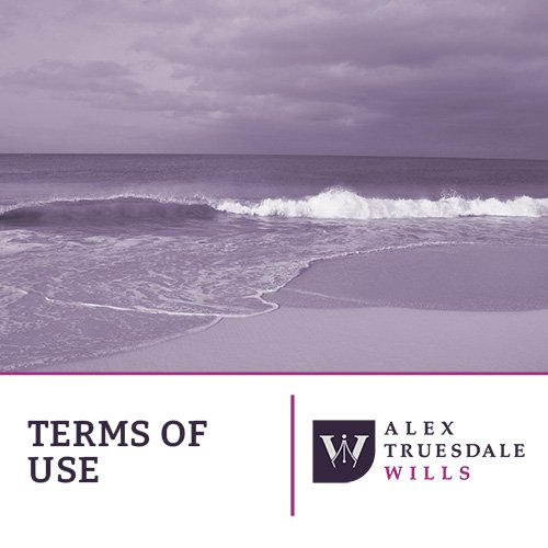 Terms of Use Alex Truesdale Wills In Cobham Surrey