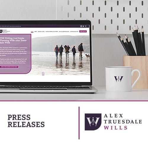 Press releases blog post Alex Truesdale Wills In Cobham Surrey